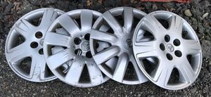 4 15in wheel covers for Sale in Elma, WA