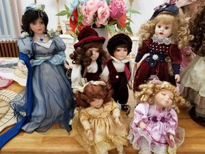 Antique Dolls for Sale in Jersey City, NJ