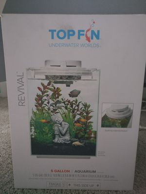 5 gallon aquarium for Sale in Vancouver, WA