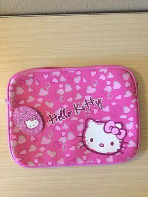 Hello Kitty laptop case, Sanrio for Sale in Livermore, CA