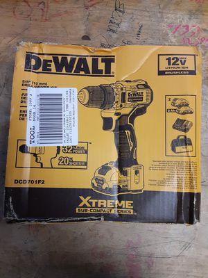 DeWalt 12v Brushless Xtreme for Sale in Auburn, WA