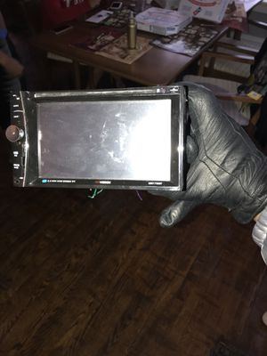 XD Vision STEREO with touch screen navigation system for Sale in Painesville, OH