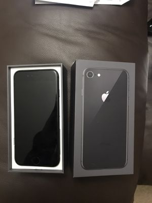 Unlocked iPhone 8 for Sale in Raleigh, NC
