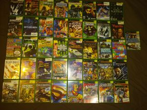 Xbox Game Lot for Sale in Jefferson City, MO