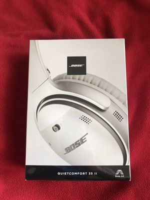 Bose QuietComfort 35 II for Sale in Fremont, CA