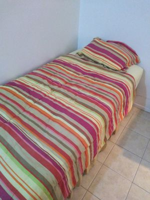 Twin beds OBO for Sale in Tampa, FL