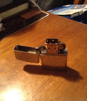 ZIPPO lighter h 07 made in Bradford USA for Sale in Peachtree Corners, GA