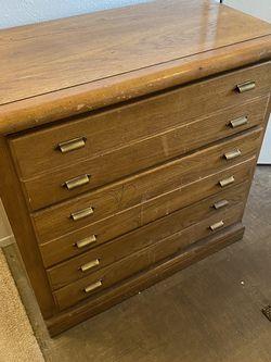 Solid oak Dresser for Sale in Edmonds,  WA