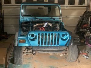 1997 Jeep tj part out for Sale in Vancouver, WA