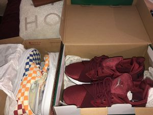 Brand new in box w/tags Vans and Puma for Sale in Durham, NC