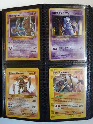 4 Pokemon card lot for Sale in Tucson, AZ