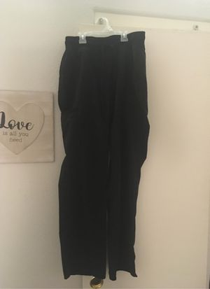 Free Small Black Scrub Pants for Sale in Henderson, NV