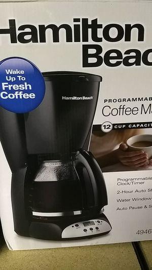 Hamilton Beach coffee maker. for Sale in Columbus, OH