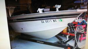 2002 Fisher Hawk 170SC for Sale in Grayson, GA