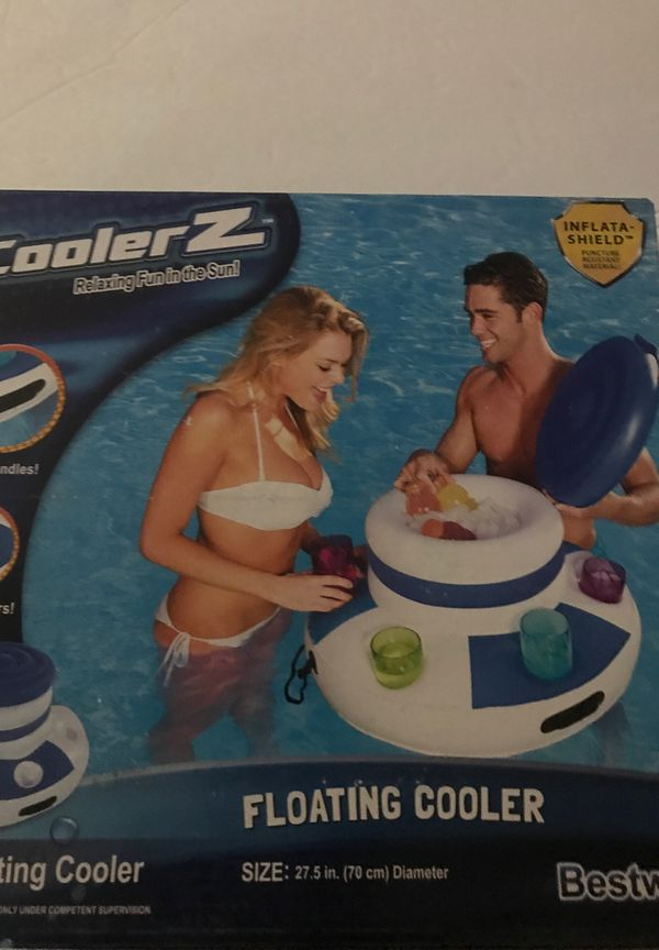 Cooler Z ice chest inflatable