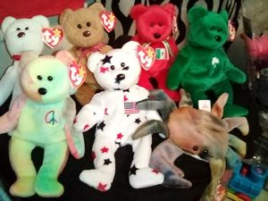 TY BEANIE BABIES LOT (TODAY SALE ONLY) for Sale in Stockton, CA