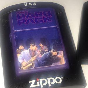 "Vintage Joe Camel Zippo Lighter ""THE HARD PACK"" L-Xll is Dec 1996 Hard to Find Brand New for Sale in Bridgeport, CT"