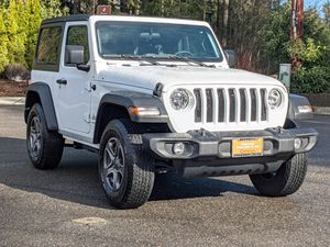 2018 Jeep Wrangler for Sale in Olympia, WA