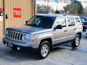 2016 Jeep Patriot for Sale in Sacramento, CA
