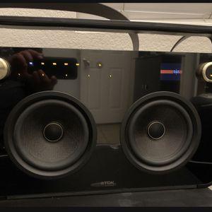 TDK HiFI Stereo System for Sale in Chula Vista, CA