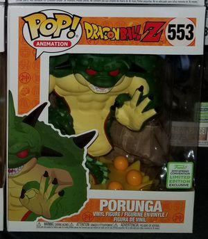 Dragonball Z Porunga Funko Pop for Sale in Los Angeles, CA