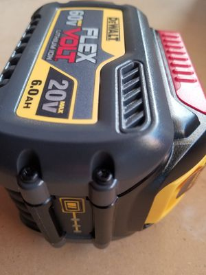 60 Flex Volt battery 6.0 Brand NEW !!! for Sale in Bakersfield, CA