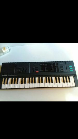 Vintage Yamaha Keyboard for Sale in Cassopolis, MI