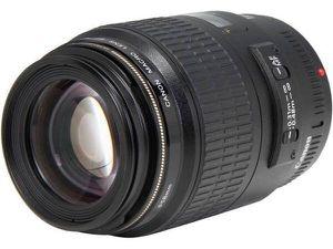 Canon Macro Lens for Canon EF - 100mm - F/2.8 - Black for Sale in Orlando, FL