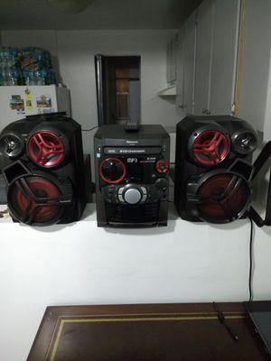 Panasonic 5 disc CD changer stereo remote for Sale in Tamarac, FL
