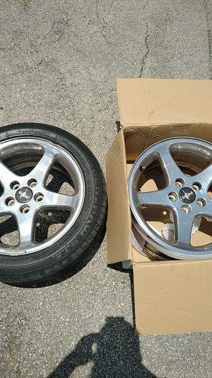 Mustang Cobra Wheels for Sale in Hialeah, FL
