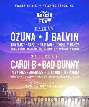 Baja beach fest 2019 for Sale in Long Beach, CA
