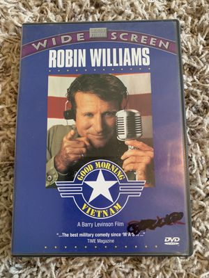 Robin Williams in good morning Vietnam on DVD for Sale in Hanford, CA
