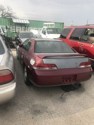 1998 Honda Prelude no motor just Rollie for Sale in Dallas, TX