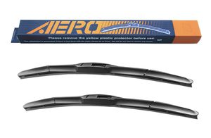 """New - 24"""" + 16"""" All-Season Windshield Wiper (Set of 2) for Sale in Quincy, MA"""