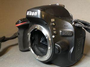 Nikon D5100 DSLR digital zoom camera for Sale in Las Vegas, NV