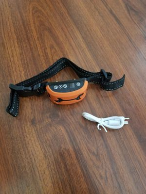 New dog training collar trainer no barking shock vibrate sound for Sale in Long Beach, CA