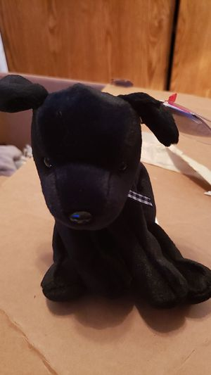 Luke ( black lab dog beanie babie) for Sale in East Wenatchee, WA