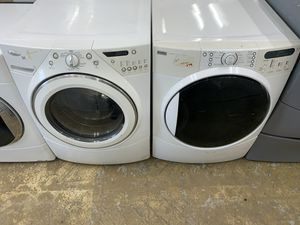 Whirlpool washer and Kenmore dryer electric for Sale in Detroit, MI
