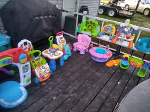 Baby active toys for Sale in Caseyville, IL