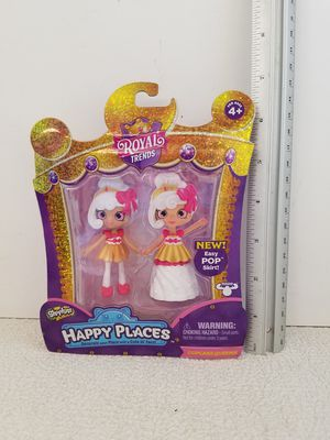 Shopkins Royal Trends Cupcake Queenie doll for Sale in Los Angeles, CA