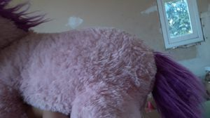 Very big unicorn stuffed animal for Sale in Ontario, CA
