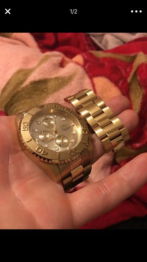 Gold Watch for Sale in Germantown, MD
