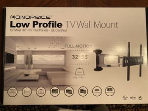 Full Motion Mount for Sale in Edgewood, WA