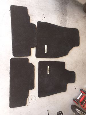 NEW Lexus OEM Plush Floor Mats for Sale in Chino Hills, CA