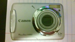 Canon PowerShot A480 for Sale in St. Louis, MO