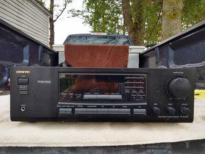 Onkyo TX-SV343 for Sale in Salisbury, MD