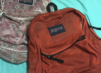 Jansport Backpacks Lot Preowned for Sale in Donna,  TX
