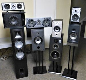 Klipsch,,Definitive, B&W, Jamo, Bose- NEW LISTINGS from for Sale in Aurora, CO