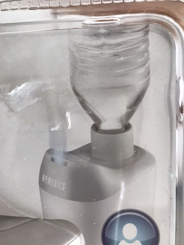 Humidifier, for office, night table, small battle