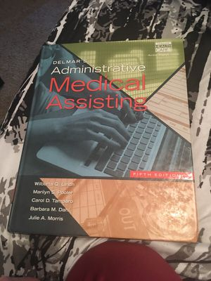 Medical assisting administration book fifth edition for Sale in Kingsport, TN